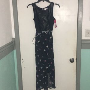 Children's star dress